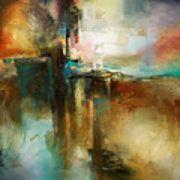 'bridge To Eternity' Print by Michael Lang
