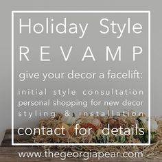 Is your space in need of a Holiday Style REVAMP?? Contact for details.  #holidaydecorating #grandrapidsinteriordesigner #grandrapidsinteriordesign #partydecorating #holidaystyling