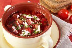 Polievka z červenej repy Chili, Soup, Cooking, Kitchen, Chile, Soups, Chilis, Brewing, Cuisine