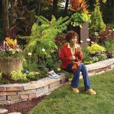 Construct a Raised Garden Bed