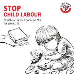 Child labour   Handmade Posters and crafts in 2019 ...