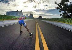 Road Skate  #venividivici #V3 #jakarta