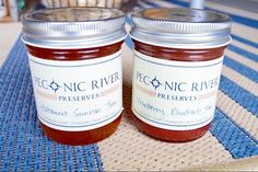 Join us for our last pop-up shop in the series - @peconicriverpreserves from 2-5 tomorrow. Meet the founder Melissa Sabbatino and sample her DELICIOUS locally sourced fruit preserves.  Come taste and picnic on our lawn! The picnic tables are out! #peconicriverpreserves #fruitpreserves #eatlocal #drinklocal #popupshop #popupseries #picnic #bridgelane #bridgelanewine by bridgelanewine
