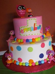 lalaloopsy cake ideas | lalaloopsy cake - Google Search | birthday ideas