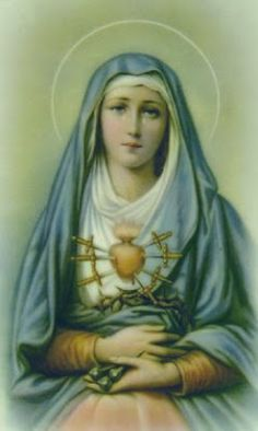The Catholic Reader: The Seven Sorrows of Our Lady and Promises