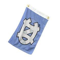 UNC Tar Heels Boat Flag http://www.johnnytshirt.com/carolinastore/product.php?sku=63639&f=adv_search&q=63639 PRICE: $11.99