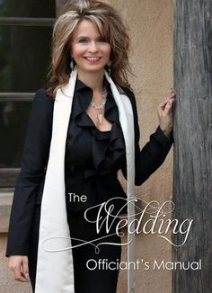 female wedding officiant - Google Search