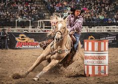 The dream team of Hailey Kinsel and DM Sissy Hayday set another arena record, this time at the San Antonio Stock Show & Rodeo.