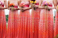 Things to consider when finding the perfect bridesmaid dresses