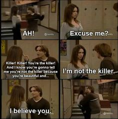 """This random make out scene. 
