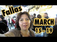 Don't Know Fallas of Valencia? Watch This!!