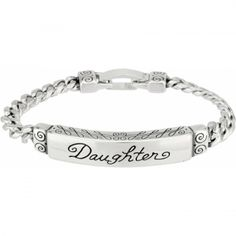 ID Bracelet Daughter  available at #Brighton