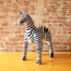 Zebra 29 Inches, $10, now featured on Fab.