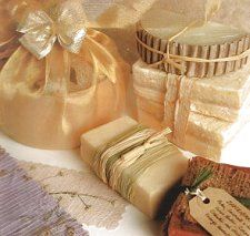 How to package and wrap handmade soaps - natural soap packaging