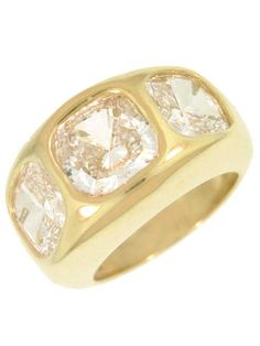 Domed Gypsy Ring at Jennifer Miller Jewelry
