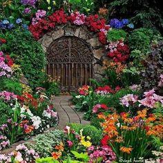 Kaunis lilleaed.