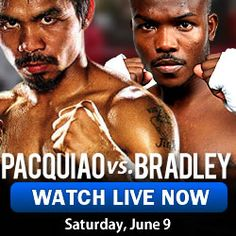 One of the most highly-anticipated fights of the year get underway on June 9. The Pacquiao Vs Bradley fight looks to become an instant boxing classic that can rival any heavyweight championship fight of the 90s.