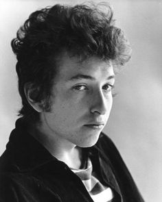 Bob Dylan Portrait 1963 - Photo by Michael Ochs Archives