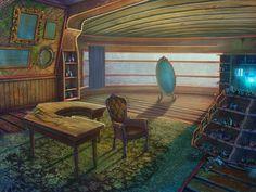 Dwarfs cabin by julijuly