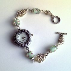 I'm loving making these watches at the moment!