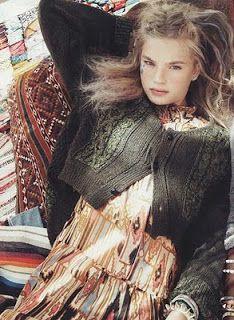 FM London: Isabel Scholten in Teen Vogue