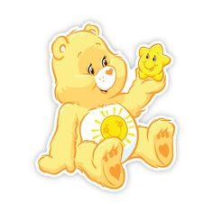 Care Bear Funshine Star Wall Graphics