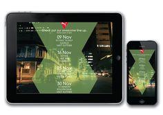 Puma Social Club Jozi - Web Design on Web Design Served
