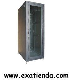 Ya disponible Armario rack 42u Ovislink ancho 600 fondo 1000   (por sólo 894.99 € IVA incluído):   -Armario Rack 42 U ovislink -Medidas: 600x 1000 (ancho/fondo) -Incluye bandeja fija y deslizante - 4Ruedas de freno - 4 ventiladores - 6 Base enchufes - 2Guias laterales - Juego de llaves  - NOTA:La imagen es orientativa Garantía de fabricante  http://www.exabyteinformatica.com/tienda/2218-armario-rack-42u-ovislink-ancho-600-fondo-1000 #armario #exabyteinformatica