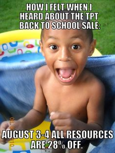 TPT Back to School Sale is upon us!!! Use coupon code BTS15 to get 28% off all resources from theautismhelper.com. Aug. 3rd and 4th only!!!
