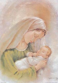Pinterest Mother Art, Blessed Mother Mary, Print Finishes, Find Art, Framed Artwork, Childhood Memories, Art Prints, God, Madonna