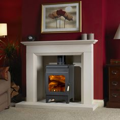 Burley wood stoves are highly efficient, achieving efficiency levels up to Designed & manufactured entirely in the UK. Most Efficient Wood Stove, Flueless Gas Fires, Multi Fuel Stove, Fire Surround, Stove Fireplace, Log Burner, Cozy Room, Wood Burning