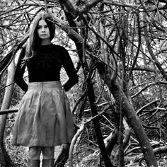 Hope Sandoval of Mazzy Star
