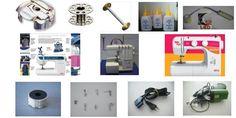 maquinas de coser domesticas e industriales canillas canillero motores refrey alfa singer sigma