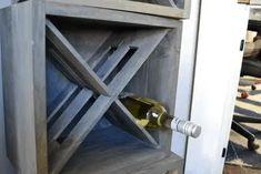 8 Creative Ideas for Making your Own DIY Wine Rack | Decor Snob Wine Rack Design, Wine Rack Plans, Old Pottery, Pottery Barn, Homemade Wine, Wine Down, Little Corner, Wine Storage, Diy Wine Racks
