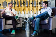 #WeWork Stories with Gary Vaynerchuk. He is a New York Times bestselling author, self-trained wine and social-media expert, and founder of VaynerMedia with WeWork Labs co-founder Jesse Middleton. #entrepreneur