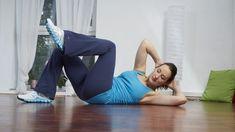 Cvičení, které aktivuje metabolismus apodporuje hubnutí - Novinky.cz Health, Fitness, Pants, Origami, Trouser Pants, Health Care, Women Pants, Origami Paper, Healthy
