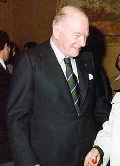 Josep Tarradellas i Joan, President de la Generalitat de CATALUNYA