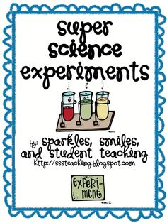 70+ awesome science experiments for teaching or at home! These are a MUST try! FREE!!!!