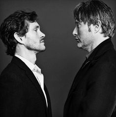 Will & Hannibal...Over 78,200 signatures so far... Sign the petition to save Hannibal at https://www.change.org/p/nbc-netflix-what-are-you-thinking-renew-hannibal-nbc?recruiter=332191139&utm_source=share_petition&utm_medium=copylink&sharecordion_display=pm_email_cards