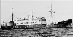 "26 March 1964 – Verdicts are passed on ten men for their role in the Great Train Robbery after one of the longest criminal trials and longest jury retirals in English legal history. 28 March – ""Pirate"" radio station Radio Caroline begins regular broadcasting from a ship anchored just outside UK territorial waters off Felixstowe. 29 March – First purpose-built gurdwara in Britain opened, the Guru Gobind Singh Ji Gurdwara in Bradford"