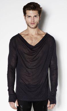 T Shirt Gola Degagê