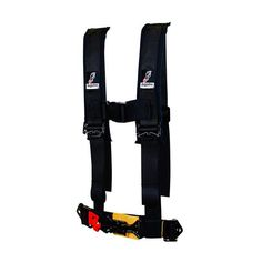 """DragonFire Youth H-Style Harness Black 2"""""""