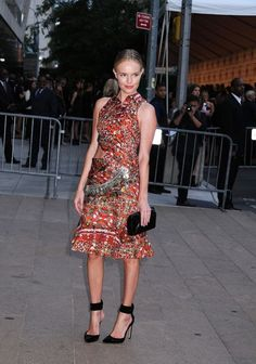 Kate Bosworth at The CFDA Fashion Awards in NYC