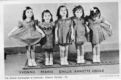 The Dionne Quintuplets: How the Miracle Babies Survived and a public letter of caution from the grown sisters to the parents of the McCaughey septuplets and other families with multiples.