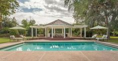 Check out this pool | Central Phoenix historic home originally built for Phoenix icon Arthur Luhrs asks $1.8M