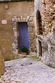 Blue Door, Les Baux-de-Provence