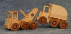 Joseph Pellegrino is raising funds for Handmade Heirloom Quality Wooden Toy Cars and Trucks on Kickstarter! Beautiful handcrafted heirloom quality wooden toys just in time for the holidays. Wooden Toy Trucks, Wooden Car, Wooden Boxes, Wooden Educational Toys, Wood Toys Plans, Wood Games, Tow Truck, Dump Truck, Woodworking Toys