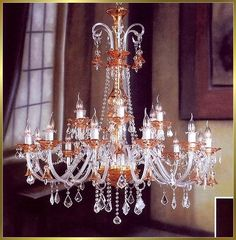 Traditional Chandeliers Gallery Model: SN-1000