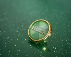 Awesome Incredible Hulk Lapel/Tie Pin by UnofficiallyOriginal