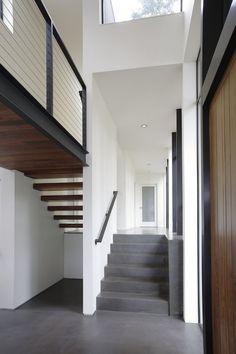 concrete floors... :)